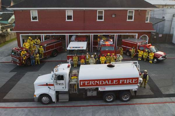 Group FVFD Photo (2010)