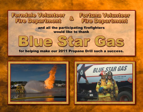 Thanks to Blue Star Gas