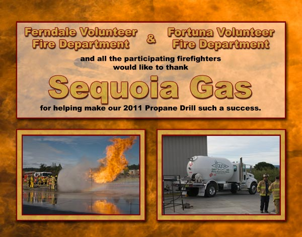 Thanks to Sequoia Gas