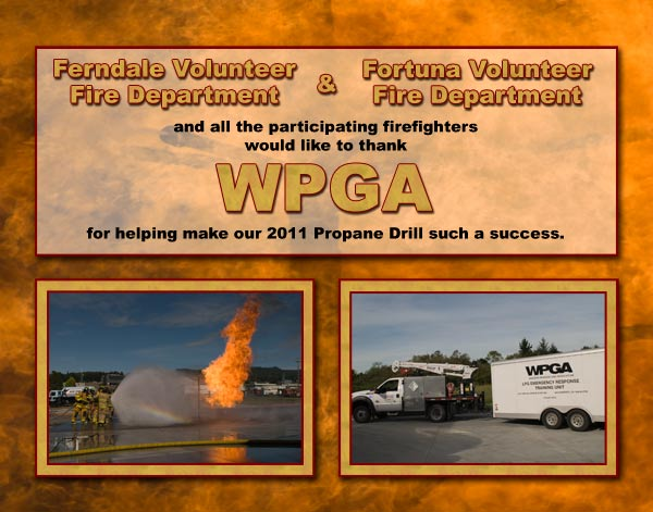 Thank you to the Western Propane Gas Association